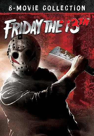 Friday The 13Th: The Ultimate Collection 8 Dvd Edizione: Stati ...