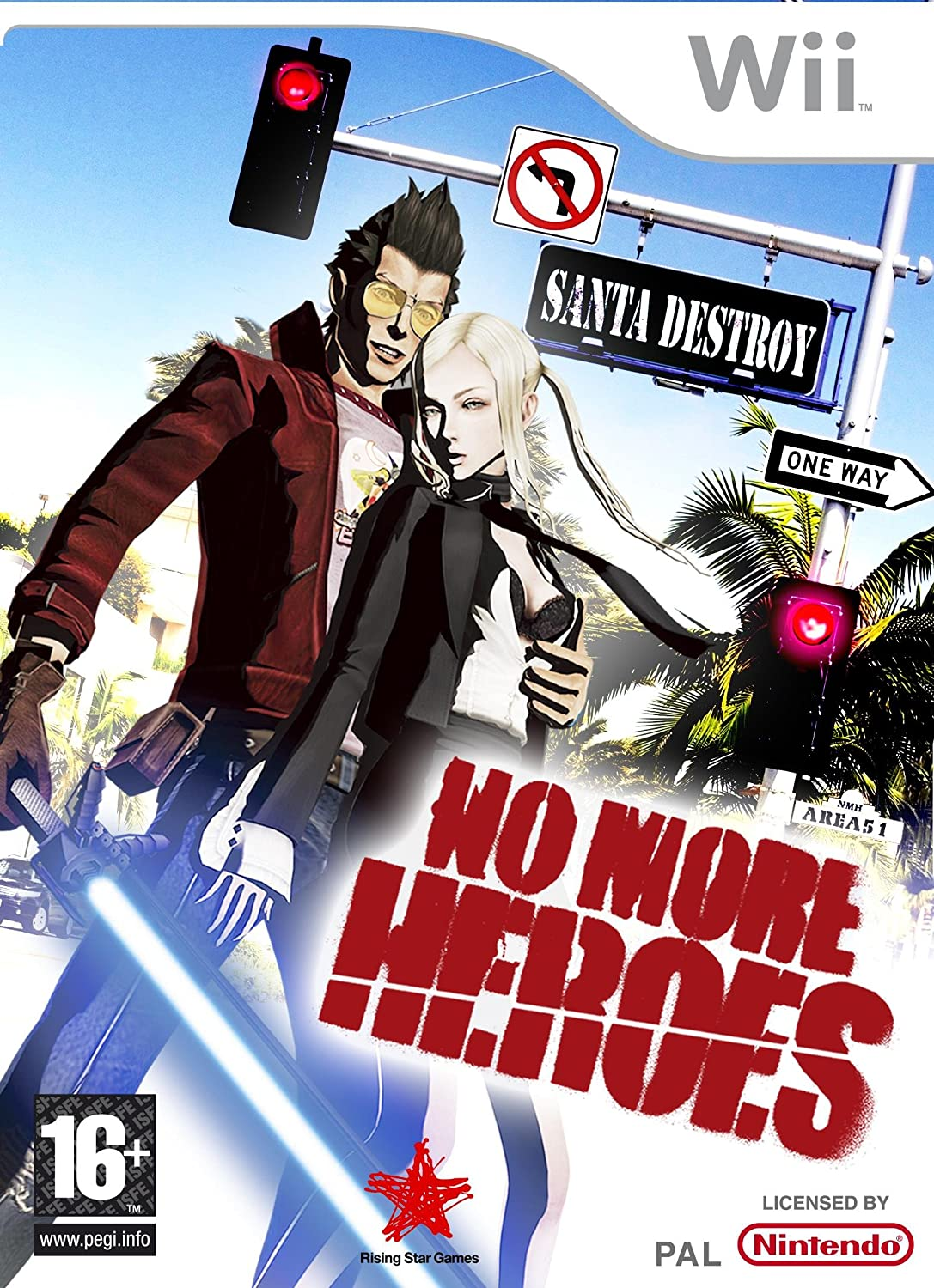 No More Heroes: Amazon.es: Electrónica
