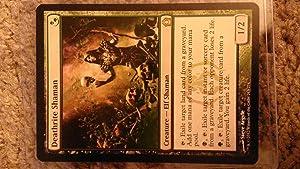 Magic: the Gathering - Deathrite Shaman (213) - Return to Ravnica