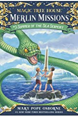 Summer of the Sea Serpent (Magic Tree House: Merlin Missions Book 3) Kindle Edition