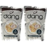 Dang Toasted Coconut Chips, Lightly Salted 3.17oz. (Pack of 2)