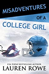 Misadventures of a College Girl (Misadventures Book 8) Kindle Edition