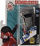 Transformers : Robots in Disguise – Mode Ninja Sideswipe – Figurine Transformable 1 Etape