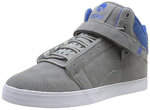 Osiris Bingaman Vlc Bingaman Vlc-M - Zapatos para hombre, color gris, talla 40: Amazon.es: Zapatos y complementos