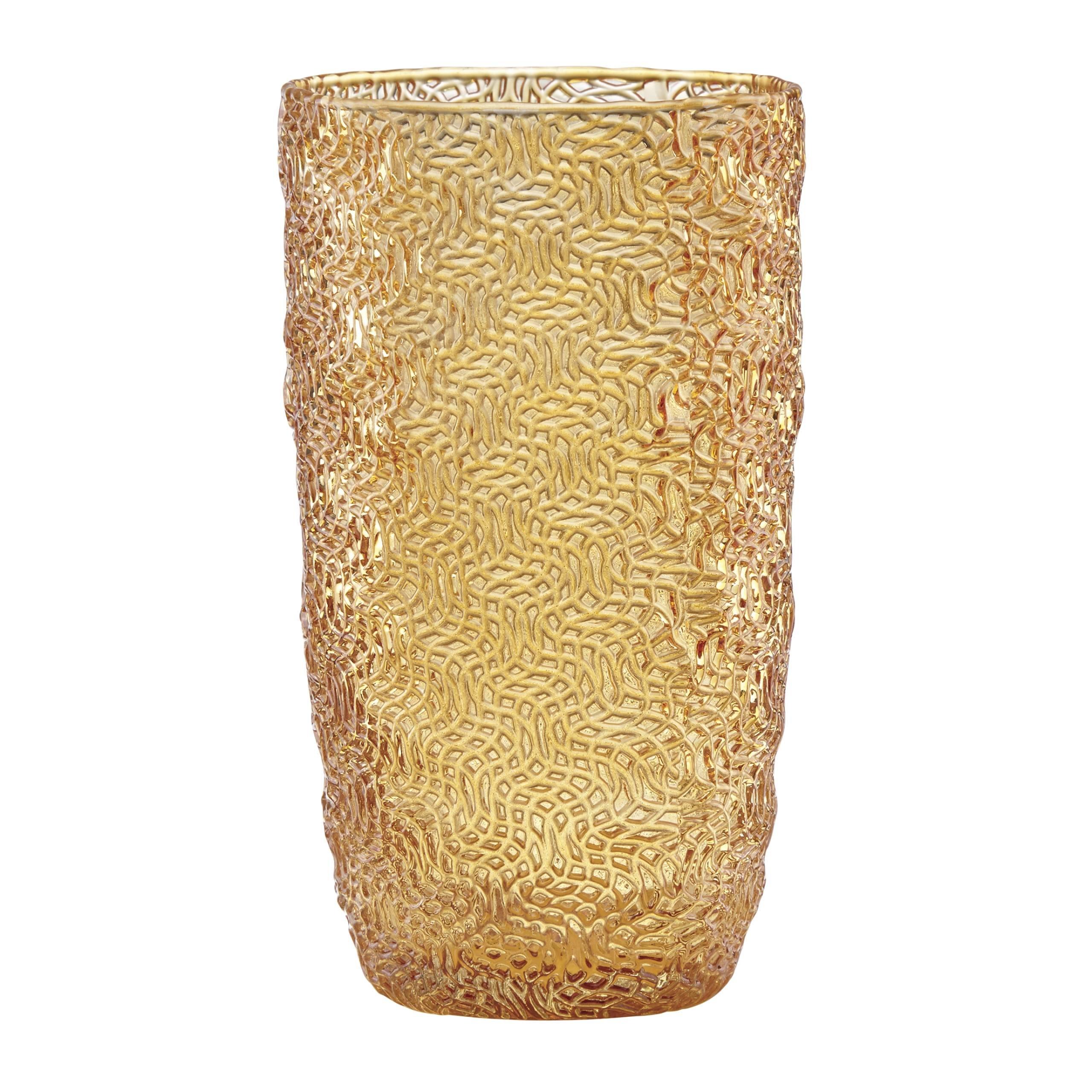 Lenox Creekside Highball Glass, Amber
