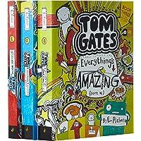 Pichon, L: Tom Gates That's Me! (Books One, Two, Three)