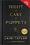 Night of Cake & Puppets (Kindle Single) (Daughter of Smoke and Bone Trilogy)