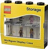 Légo 40650003 Vitrine pour 8 Figurines  Transparent 19.1 x 4,7 x 18,4 cm