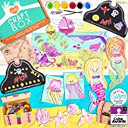 WE CRAFT BOX Kid's Craft Subscription Box Ages