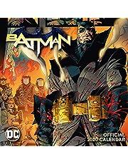 Batman Comics 2020 Calendar - Official Square Wall Format Calendar