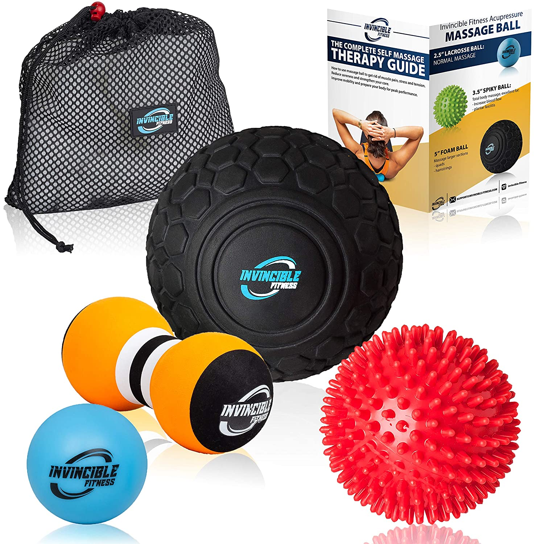 Invincible Fitness Massage Balls