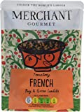 Merchant Gourmet Tomatoey French Puy & Green Lentils 250g (6 pouches)