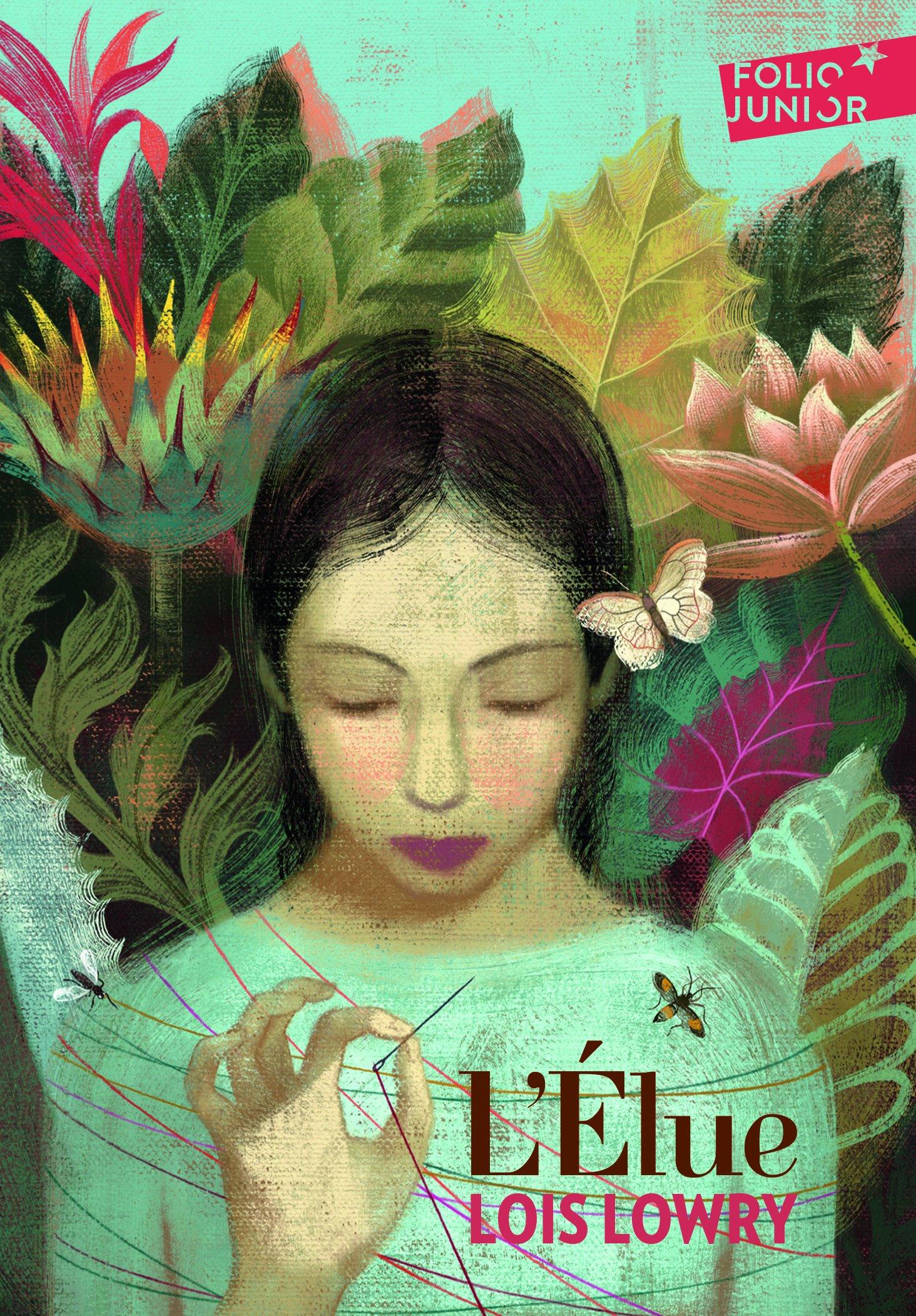L'Élue Poche – 16 octobre 2008 Lois Lowry Bee Formentelli L' Élue Folio Junior