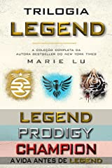 Trilogia Legend eBook Kindle