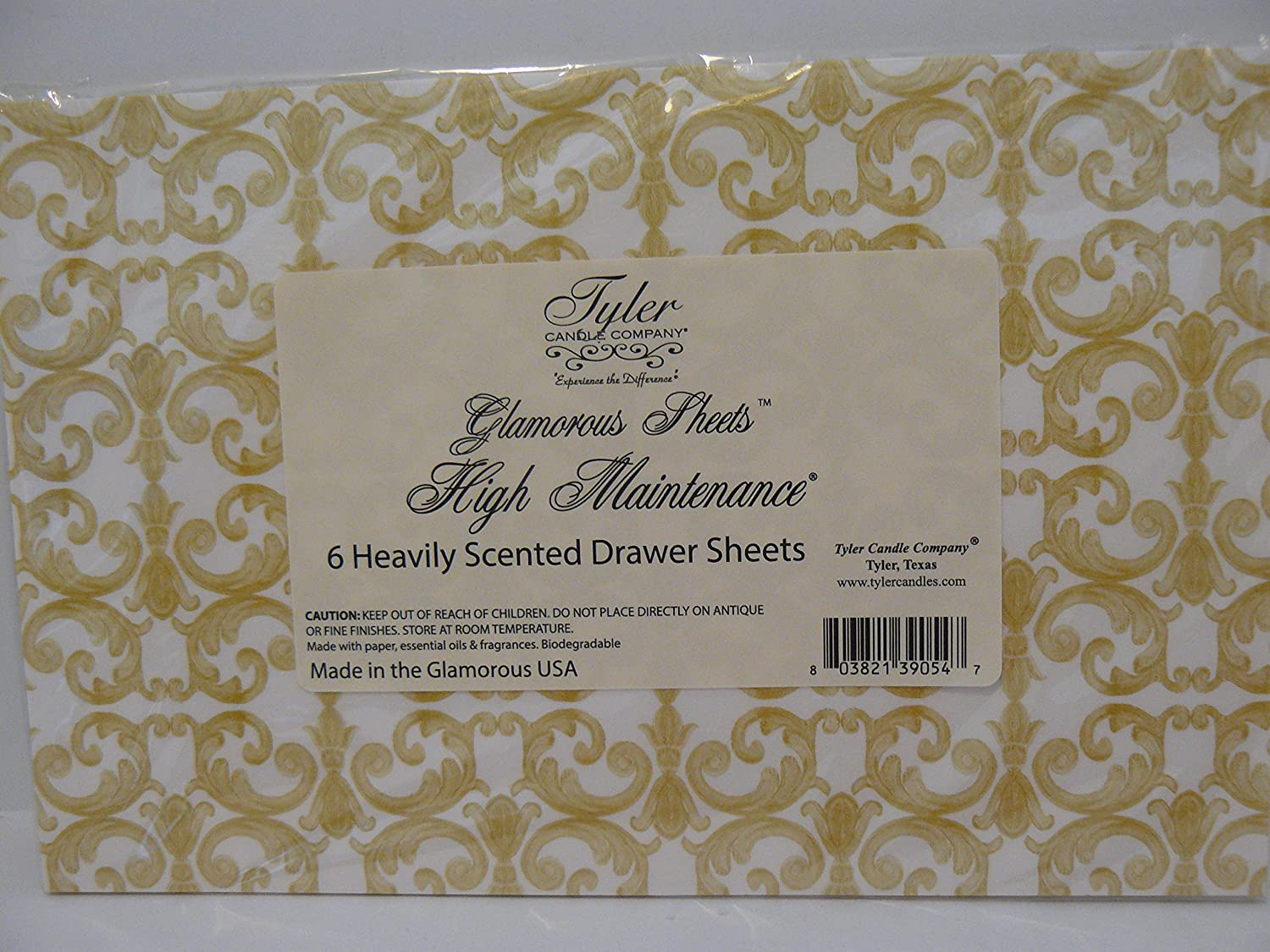 Glamourous Drawer Sheets High Maintenance Tyler