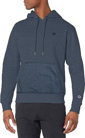 Champion Men's Powerblend Fleece Pullover Hoodie