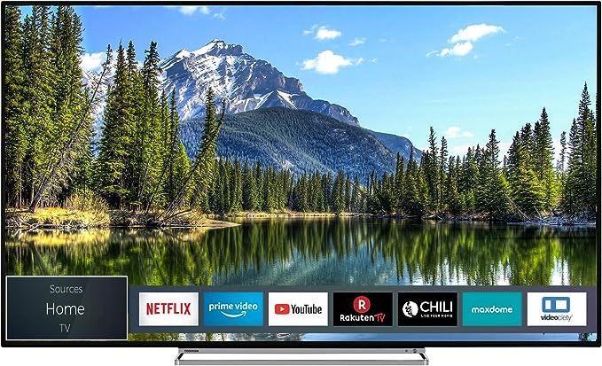 Toshiba 55U6863 - TV: Toshiba: Amazon.es: Electrónica