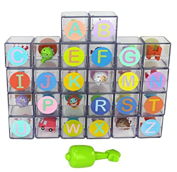 Play Monster Mirari Abc Flip Flop Blocks by Play Monster