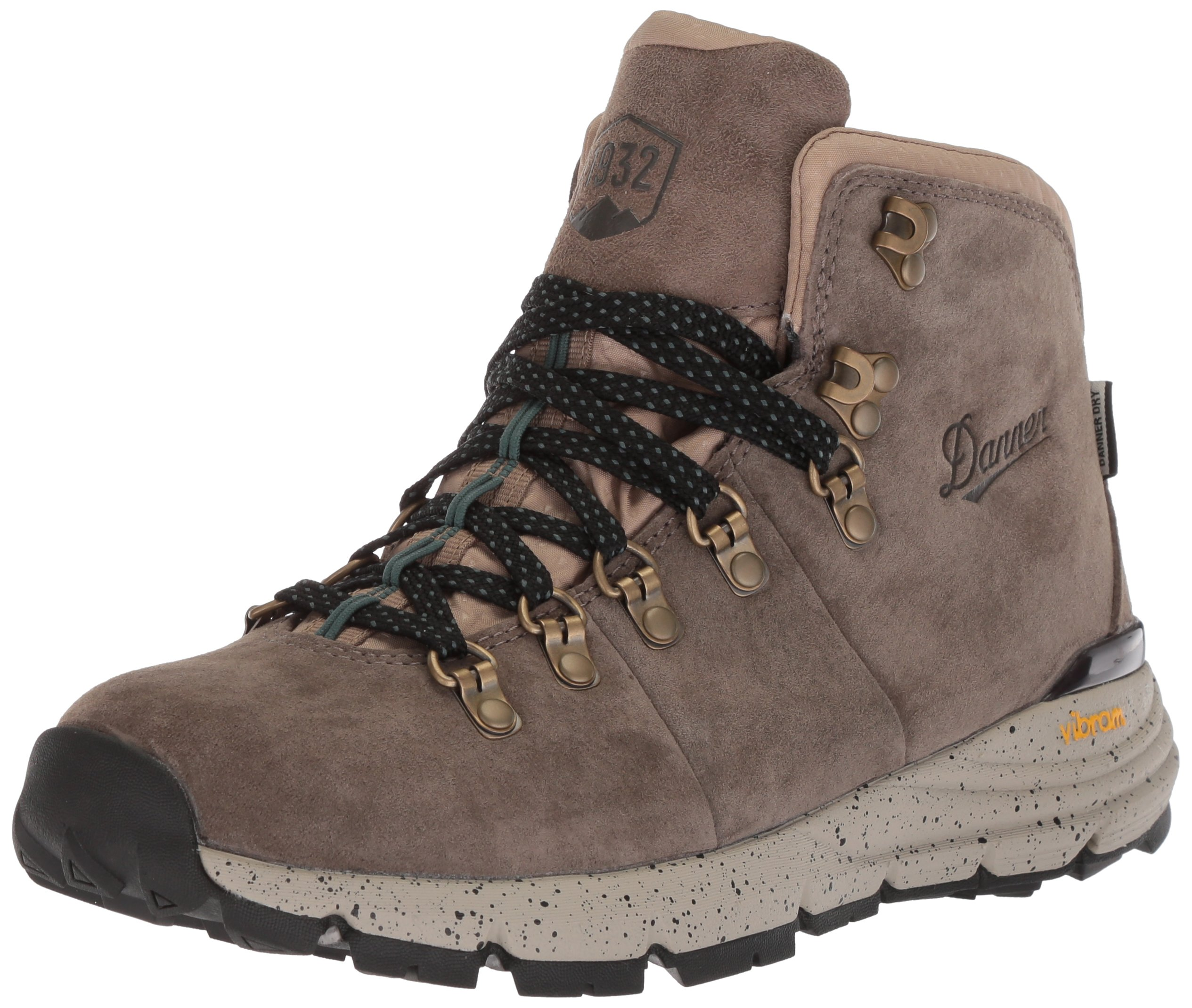 Danner Women's Mountain 600 4.5''-W's Hiking Boot, Hazelwood/Balsam Green, 7 M US by Danner