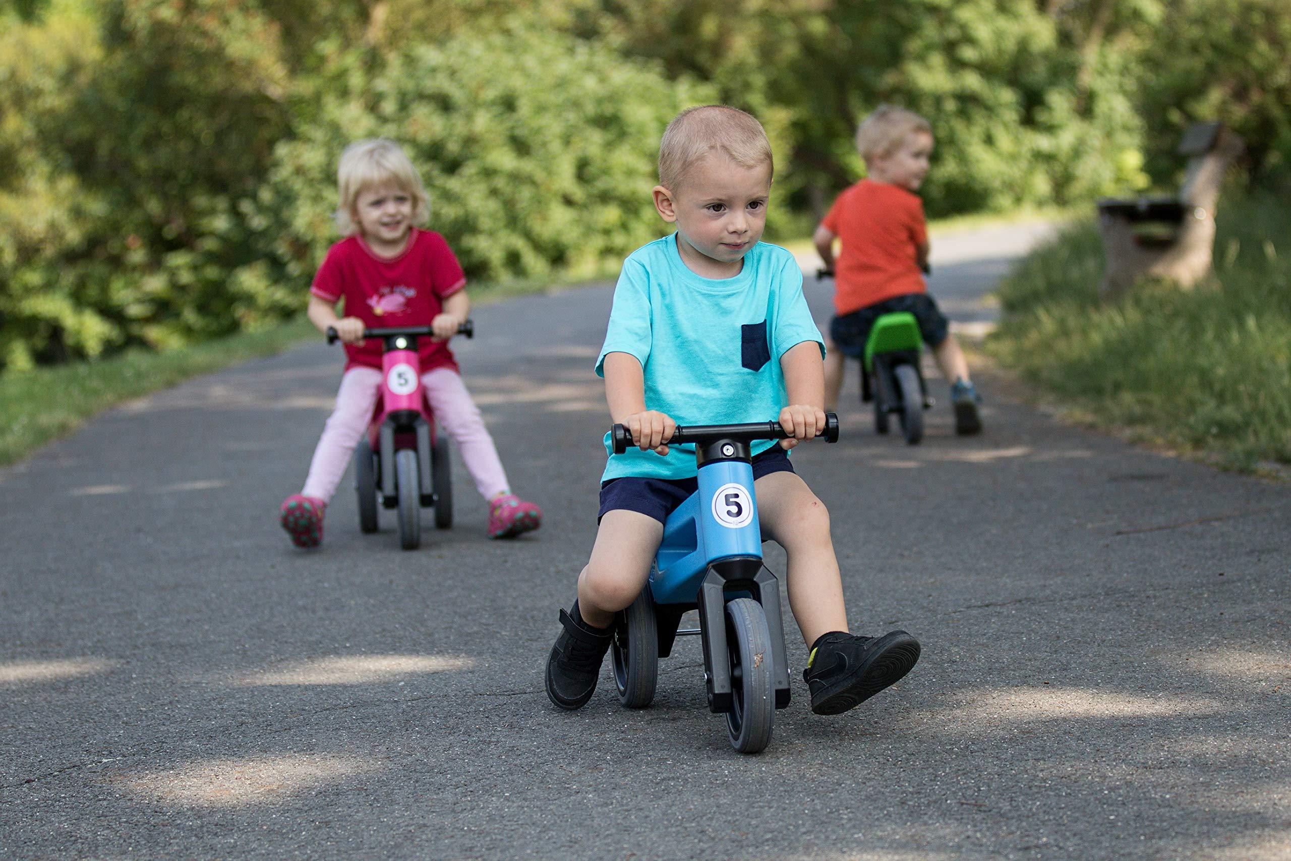 PlayMonster Free Wheelin' Rider Convertible Balance Bike, Pink by PlayMonster (Image #7)