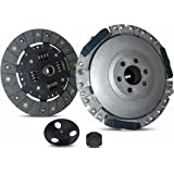 Clutch Kit Works With Replacement Vw Golf Jetta Golf GTI 8-Valve Gl Carat Base