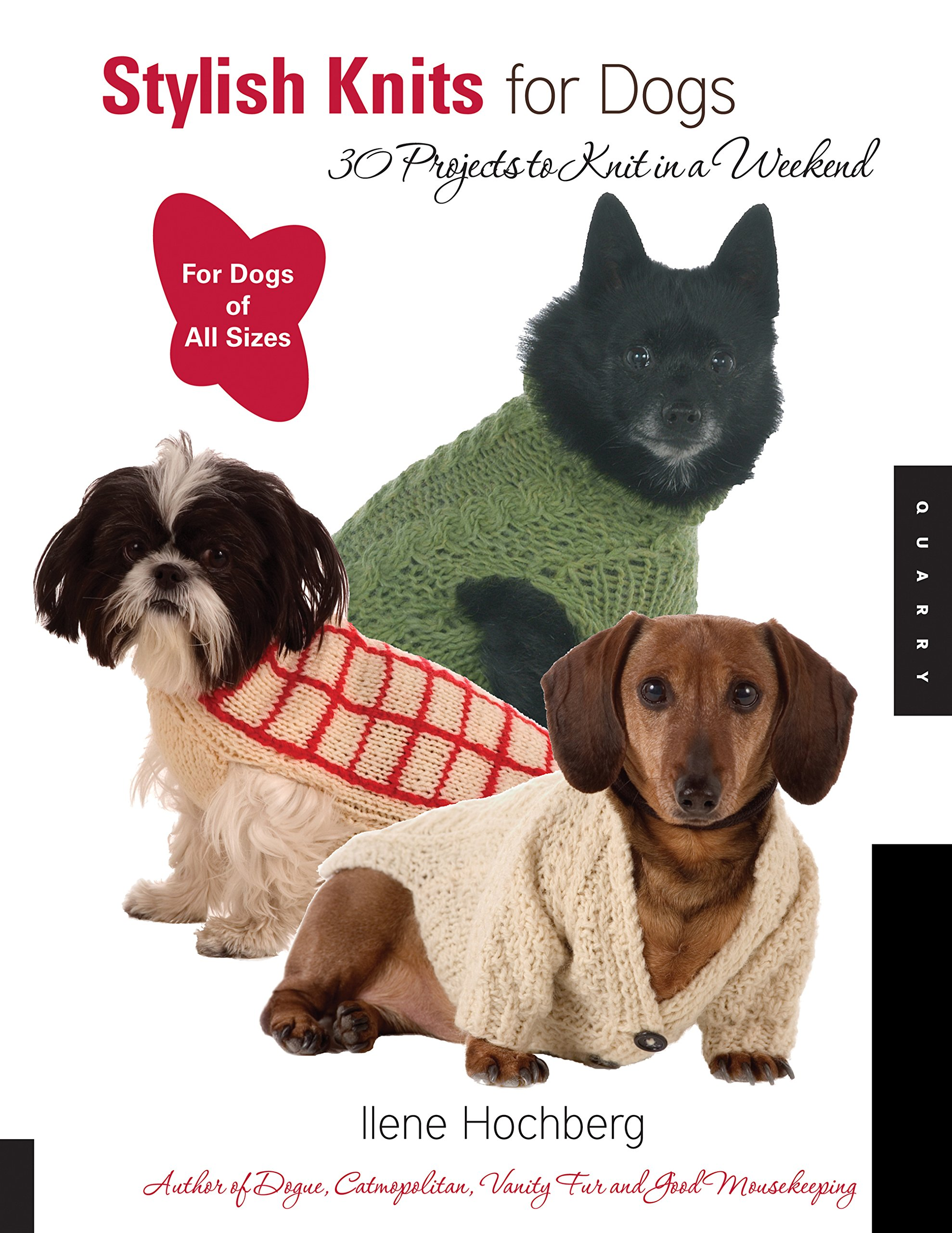Download Stylish Knits for Dogs: 36 Projects to Knit in a Weekend pdf epub