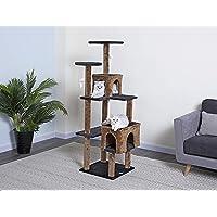 Deals on Go Pet Club 61-inch Kitten Cat Tree + Cat Dancer Toy
