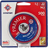Crosman LHP22 .22-Caliber Hollow Point Pellets (500-Count)