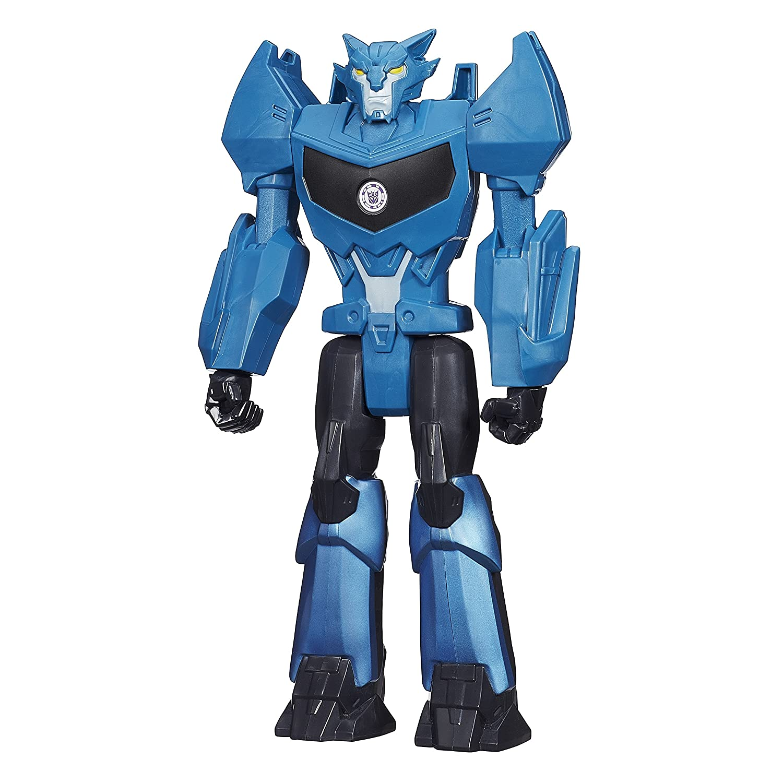 Transformers Robots in Disguise Titan Heroes Steeljaw Figure, 12