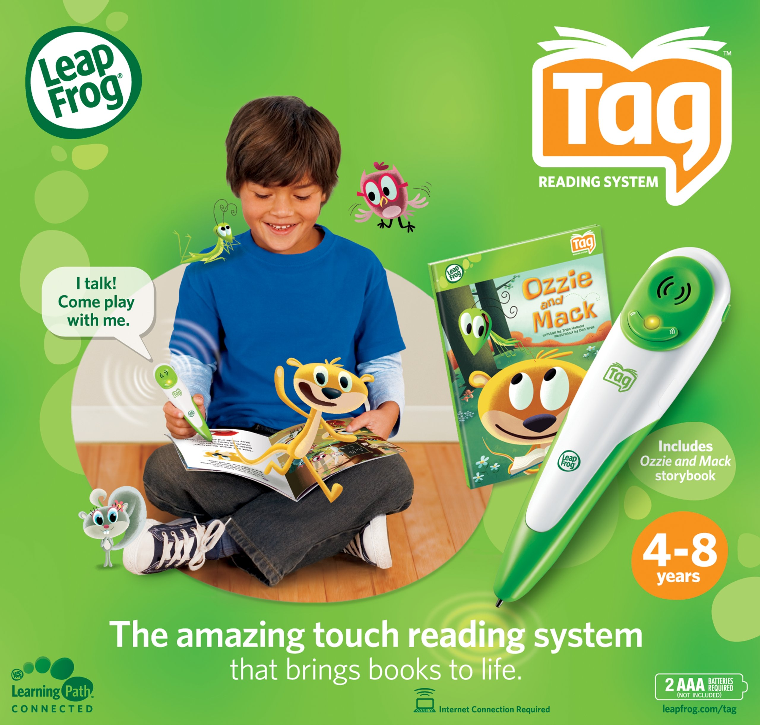 LeapFrog®  Tag Reading System (16 MB) by LeapFrog (Image #2)