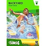 The Sims 4 - Backyard Stuff [Online Game Code]