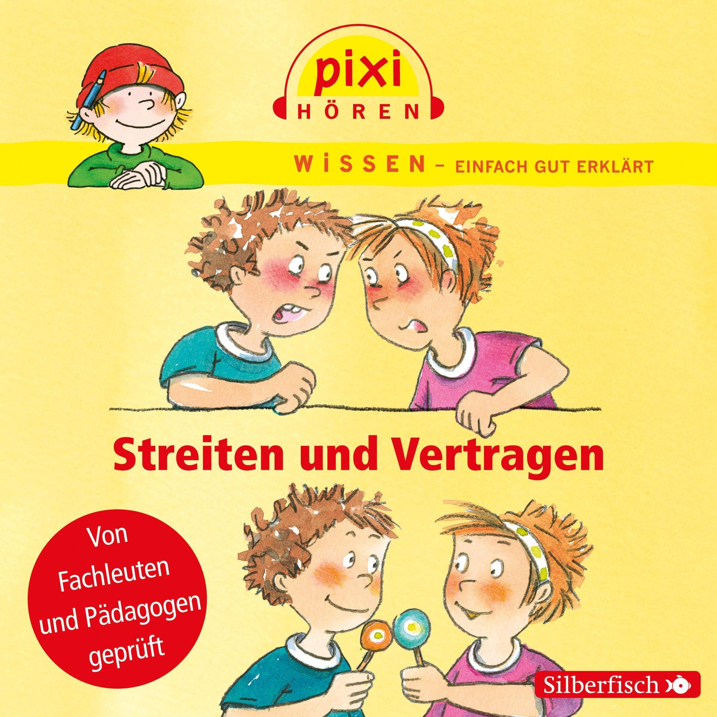 Pixi Wissen Streiten Und Vertragen 1 Cd Amazonde Cordula