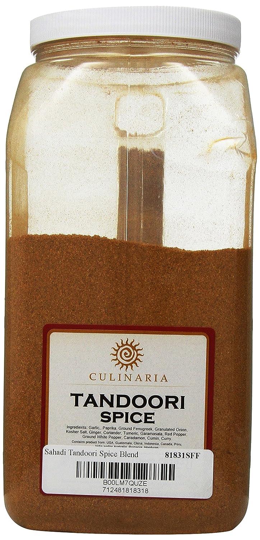 Amazon com : Sahadi Tandoori Spice Blend, 5 Pound : Grocery