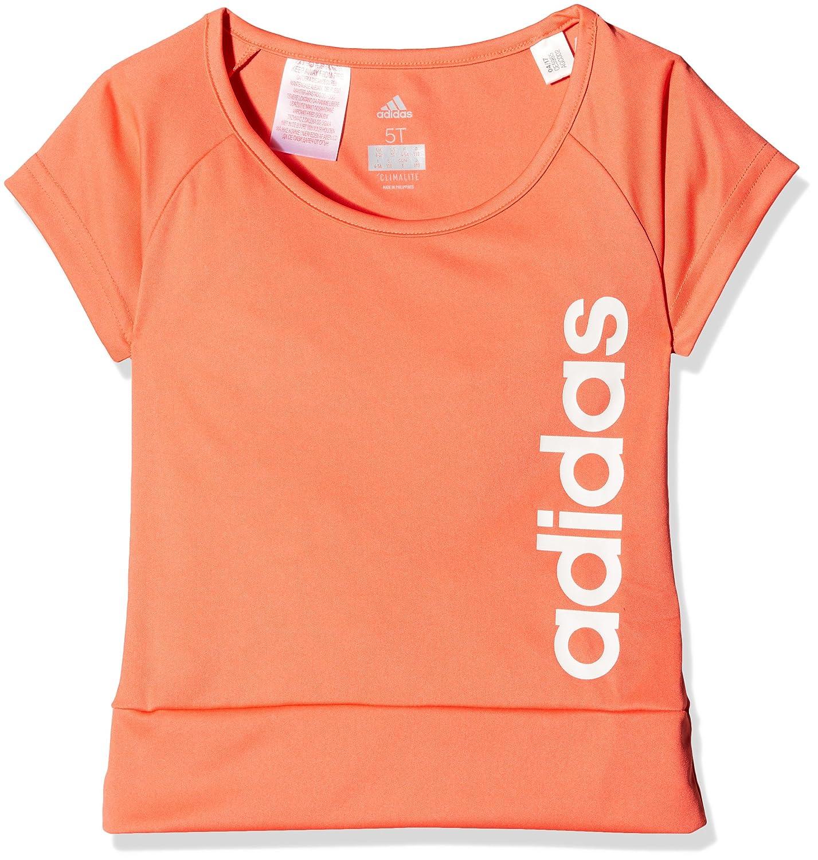 adidas Girls' Yg Gu T-Shirt