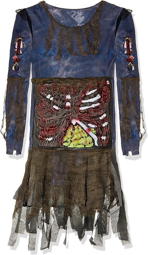 Generique - Disfraz Zombie Mujer Halloween: Amazon.es: Juguetes y ...