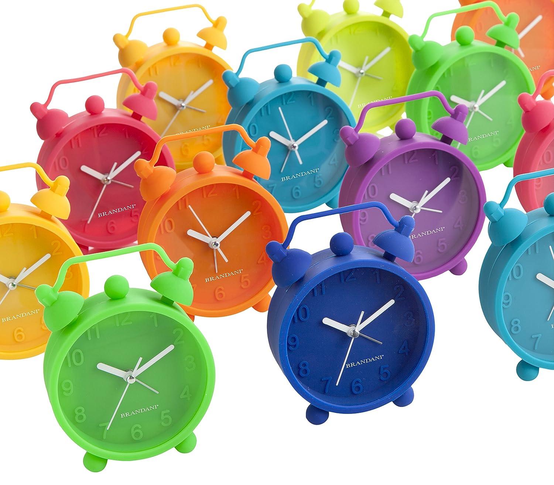 Brandani 55646 Rotondo Multicolore orologio da tavolo Brandani_55646