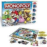 Hasbro Monopoly C1815100 - Monopoly Gamer - Mario Edition, Familienspiel