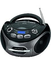 AEG SR 4366 CD-Cassette Radio estéreo Reproductor (Importado)
