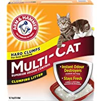 ARM & HAMMER Multi-Cat Litter, Superior Odour Control, 12.7-kg