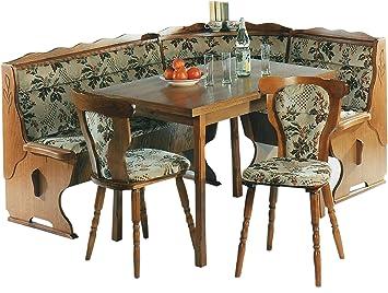 Exceptional Xana Möbel Eckbankgruppe Essecke Tischgruppe Eckbank Tisch 2X Stuhl  Essgruppe
