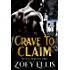 Crave To Claim (Myth of Omega Book 3)