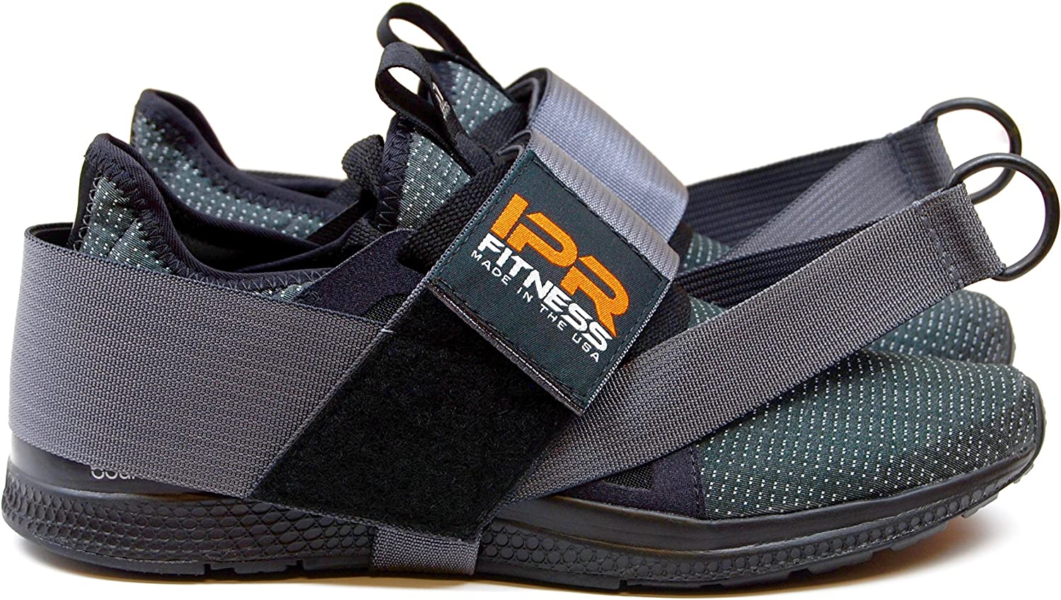 """IPR Fitness Glute Kickback PRO /""""Patented/"""" 100/% Made in The USA I Cable Machine Ankle Straps"""