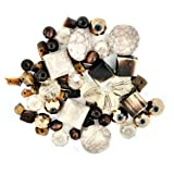 Jesse James Beads 5913 Design Elements Cinnamon Toast, Brown