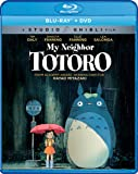 となりのトトロ My Neighbor Totoro (Two-Disc Blu-ray/DVD Combo)(2017)[Import]