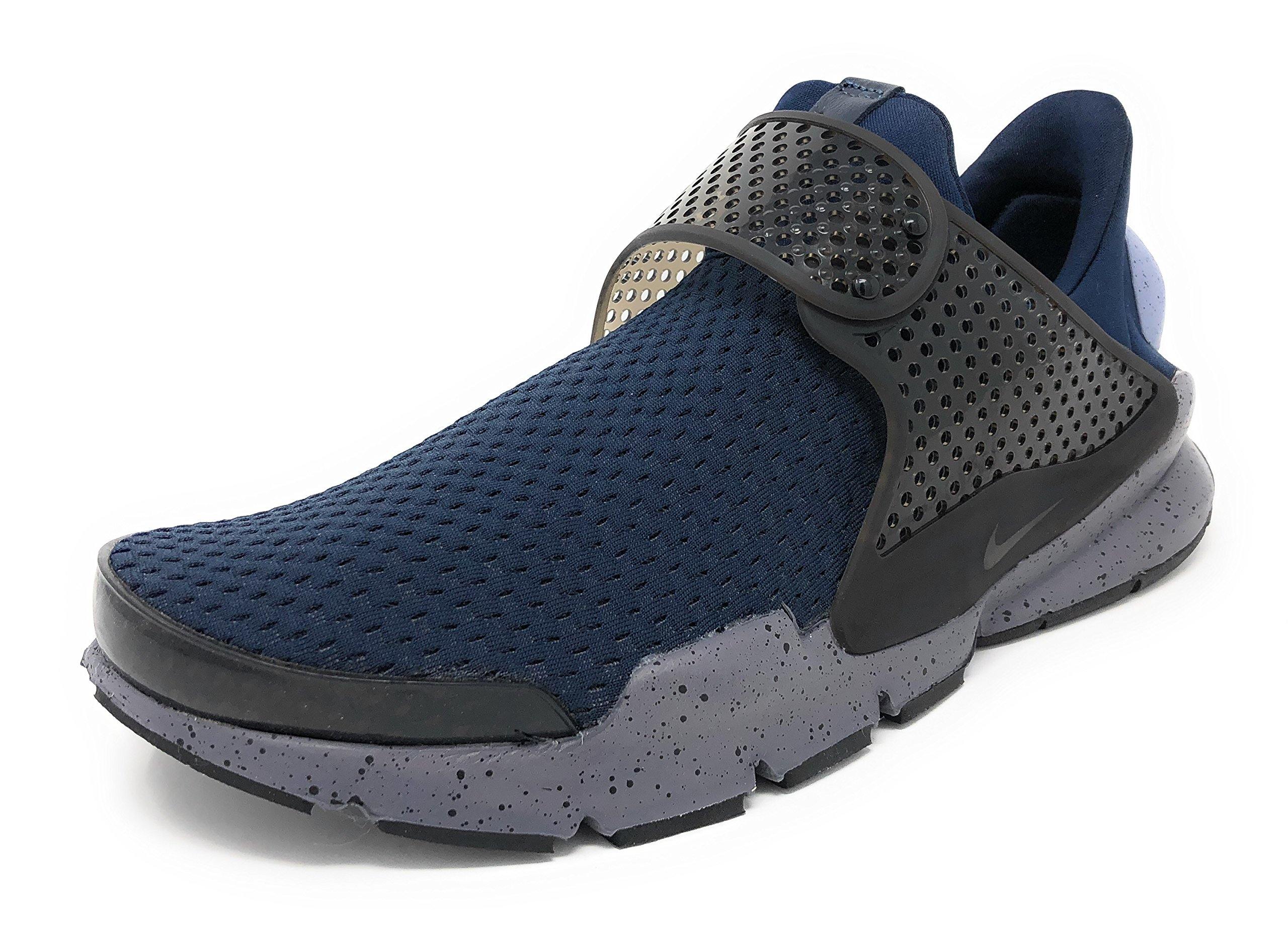 best website 787c2 145c9 Galleon - NIKE Mens Sock Dart SE Obsidian Black-Glacier Grey Running Shoe  Size 13 Men US