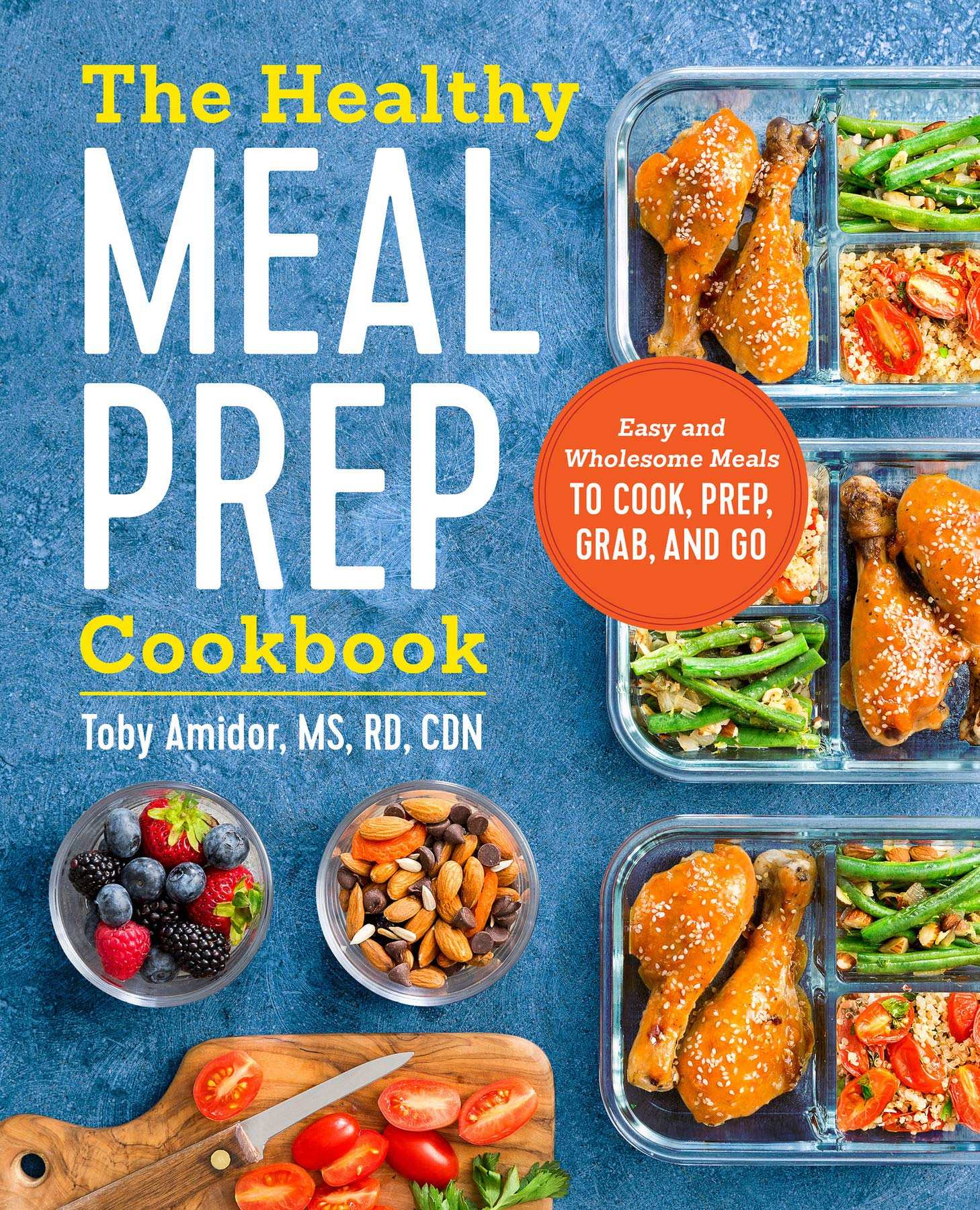 Healthy Meal Prep Cookbook Wholesome product image
