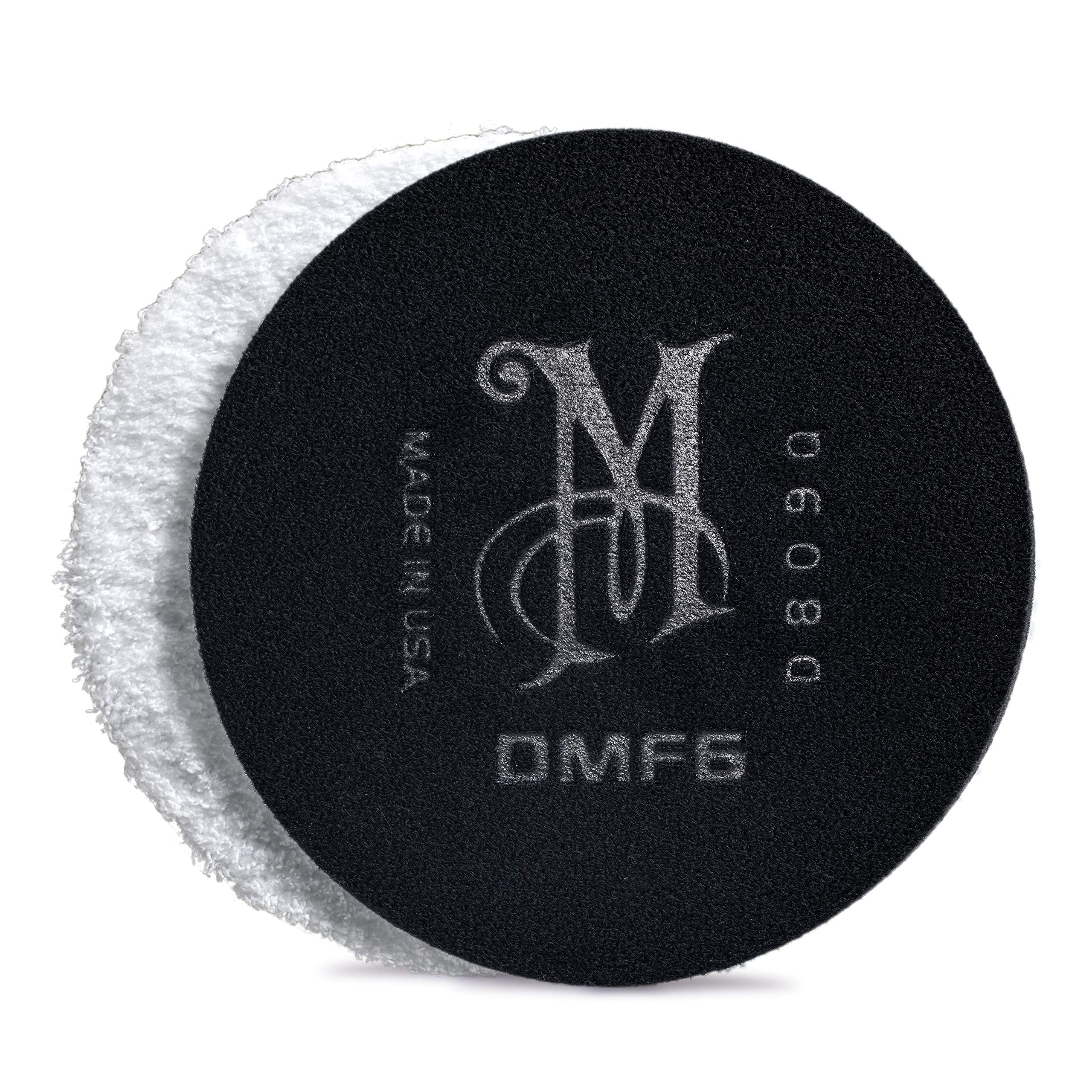 Meguiar's DMF6B DA 6'' Microfiber Finishing Disc, 12 Pack by Meguiar's (Image #2)