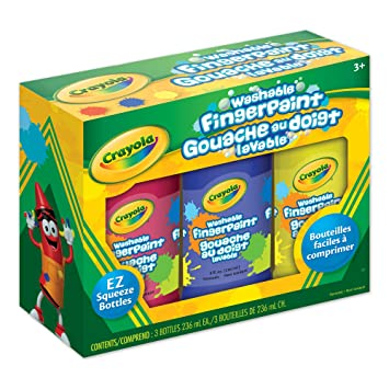 Crayola 3 ct fingerpaints easter gifts finger paint amazon canada crayola 3 ct fingerpaints easter gifts negle Gallery