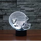 Amazon.com: Oakland Raiders nfl Light Up Lámpara De Luz ...