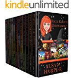 Back Room Bookstore Cozy Mystery Boxed Set: Books 1 - 12
